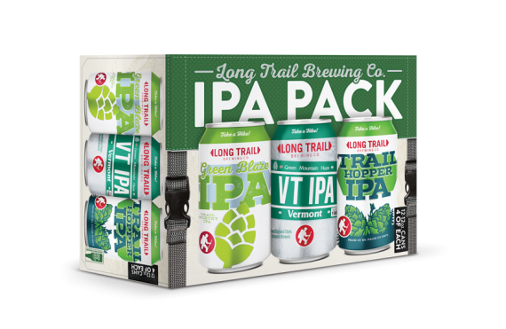 12 pack of a IPA variety pack